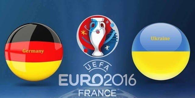 Germany v Ukraine