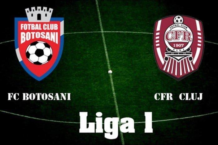 Pariuri sportive – FC Botosani – CFR Cluj