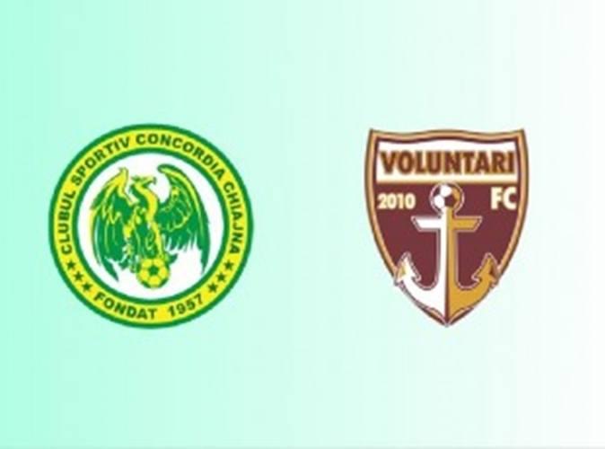 Predictii pariuri – Concordia Chiajna – FC Voluntari