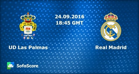 Predictii Las Palmas vs Real Madrid