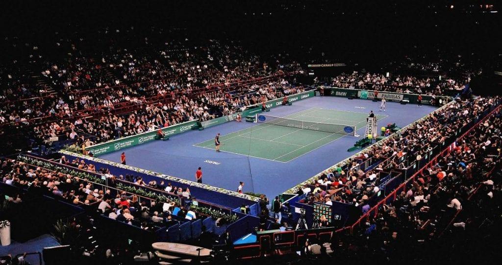 tenis paris