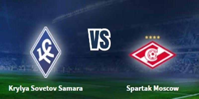 Pariuri fotbal – Samara – Spartak Moscova