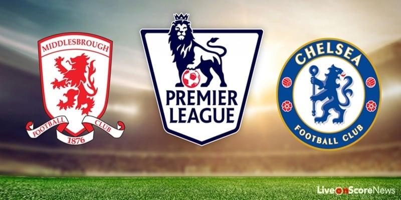 Ponturi fotbal – Middlesbrough – Chelsea