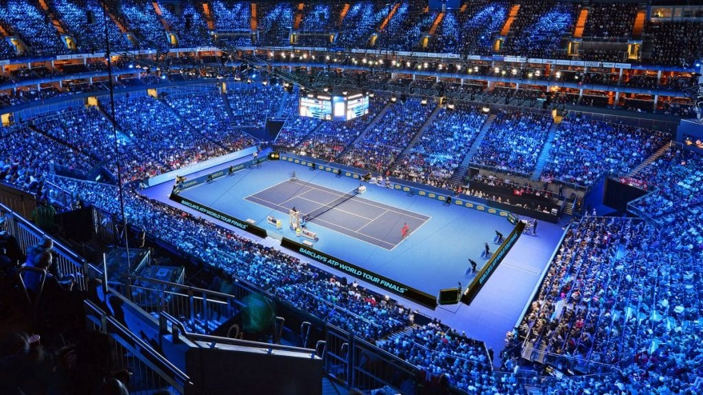 tenis londra