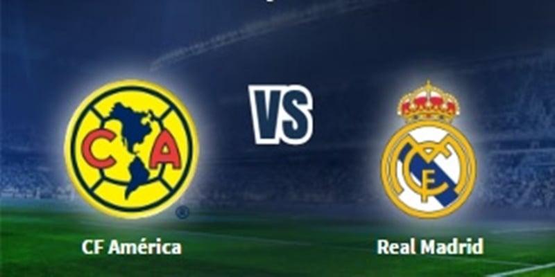 Ponturi fotbal – Club America – Real Madrid