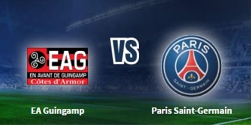 Predictii pariuri – Guingamp – PSG