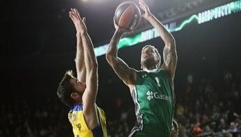 Ponturi baschet – Maccabi Tel Aviv – Darussafaka