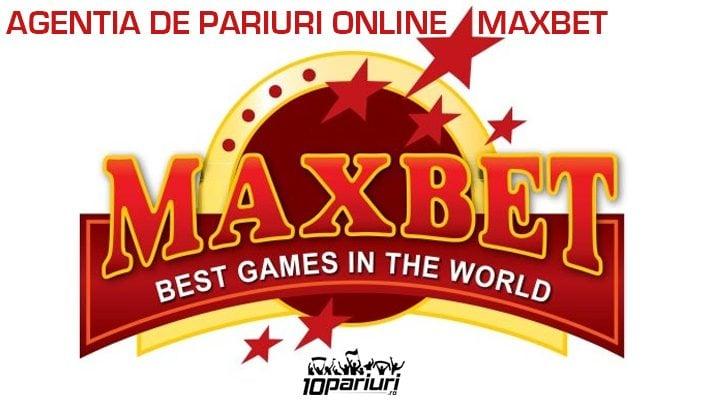 agentia de pariuri online maxbet