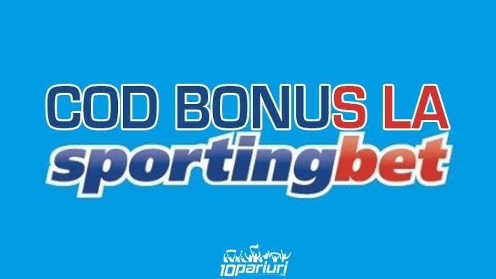 cod bonus la sportingbet