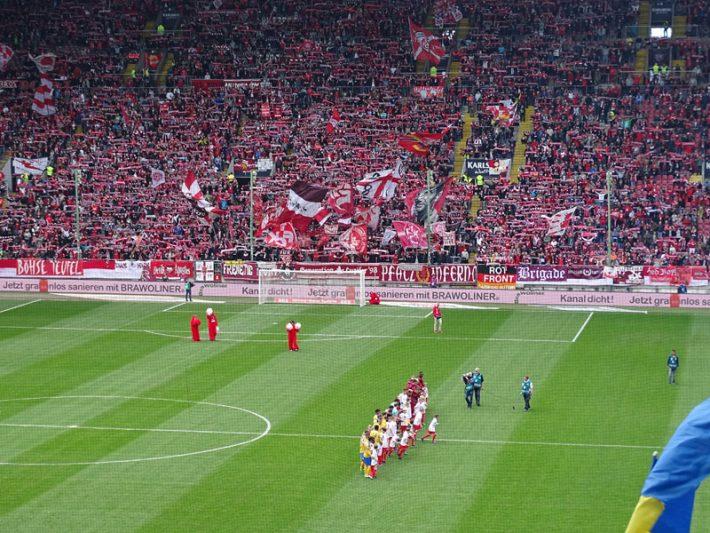 1 FC Kaiserslautern Eintracht Braunschweig 6