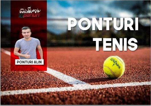 Alin ponturi tenis