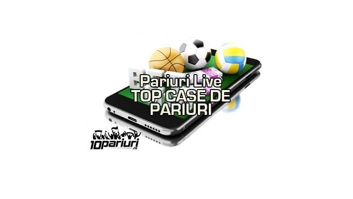 PARIURI LIVE TOP CASE DE PARIURI