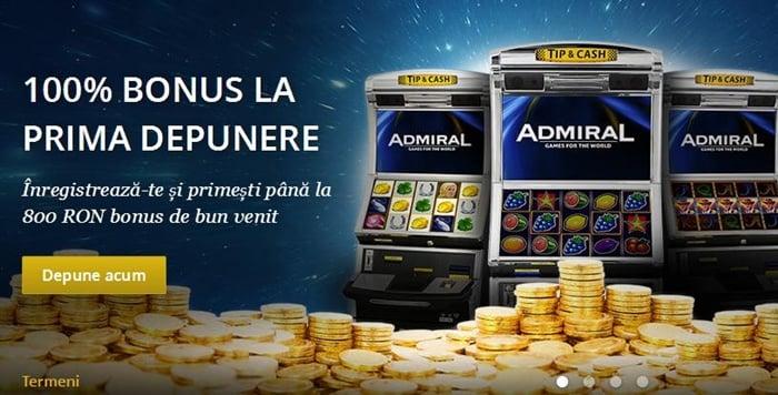 Admiral Casino - bonusuri si promotii 1