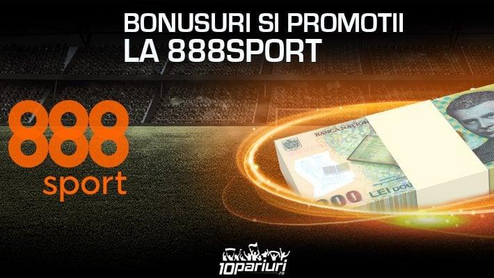 bonusuri si promotii la 888sport