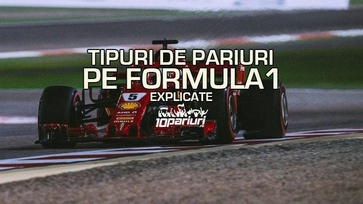 pariuri pe Formula 1 explicate