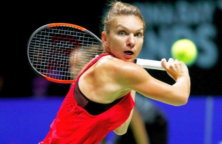 Ponturi tenis Simona Halep Nicole Gibbs WTA Shenzen 01.01.2017