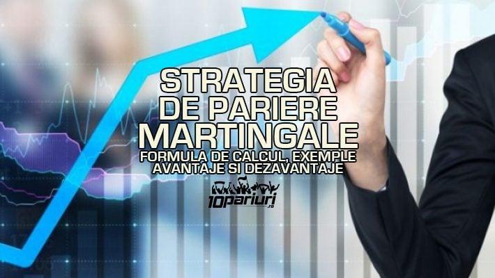 Strategia Martingale