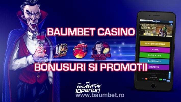 baumbet casino bonusuri și promoții