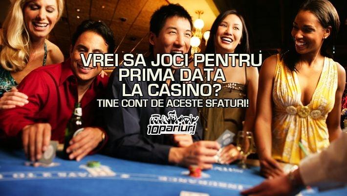 sfaturi casino începători