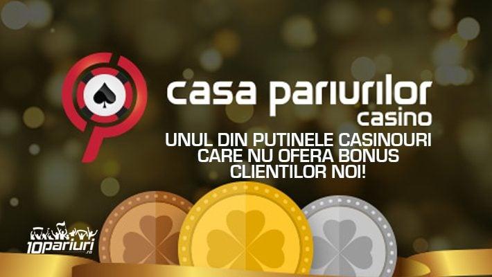 casa pariurilor casino