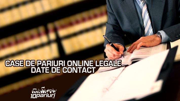 case de pariuri online date de contact
