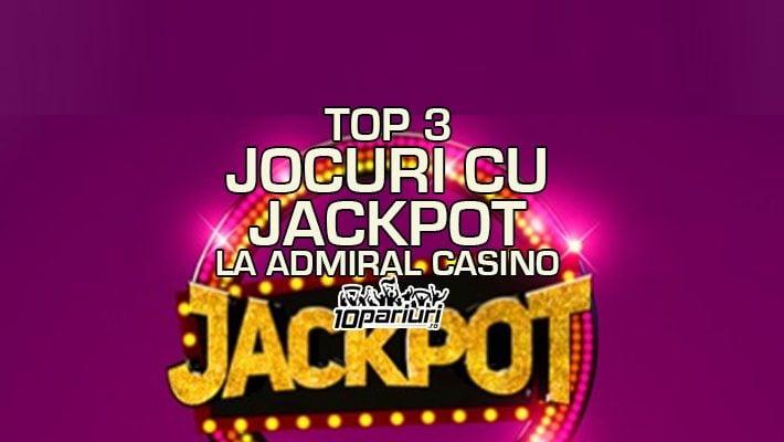 jocuri cu jackpot la Admiral Casino