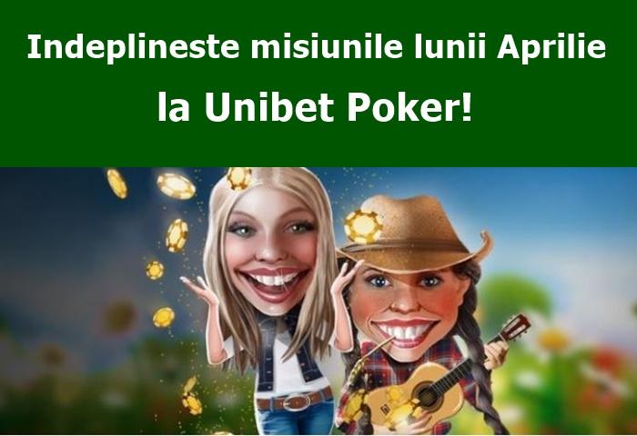 castiga bilete gratuite la turneele de poker unibet 1