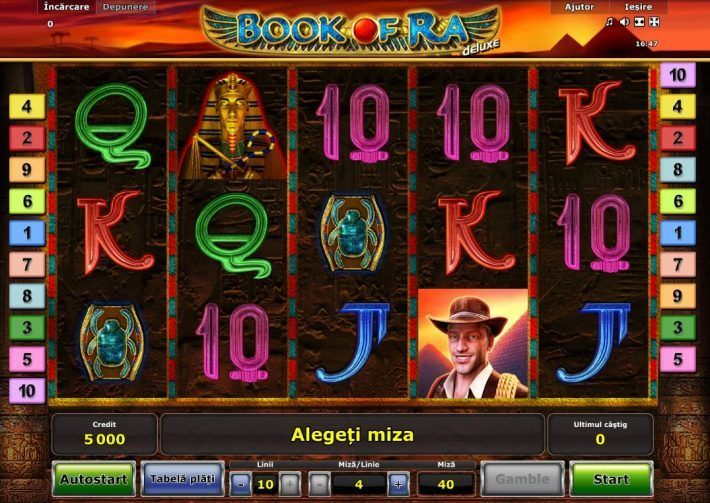 jocuri casino slot book of ra