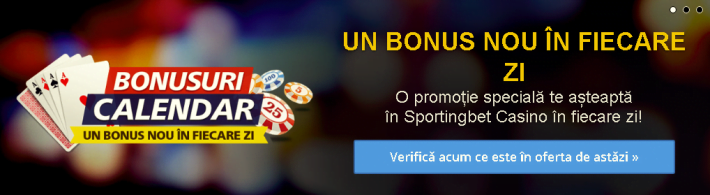 sportingbet casino bonusuri calendar