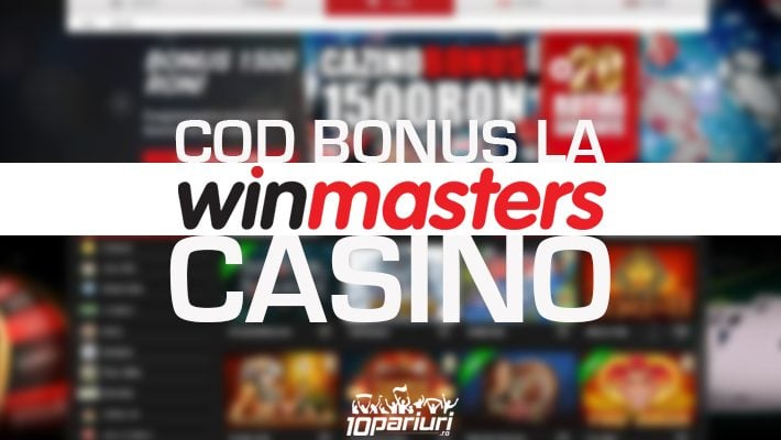 cod bonus la winmasters casino