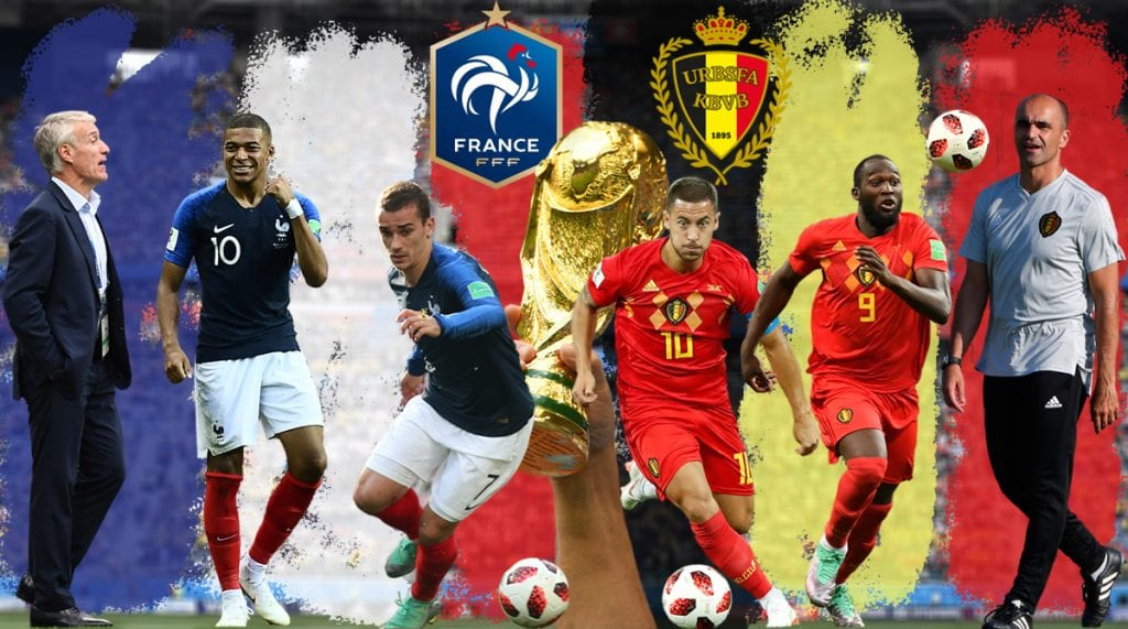 Ponturi fotbal Franta Belgia Campionatul Mondial 10.07.2018