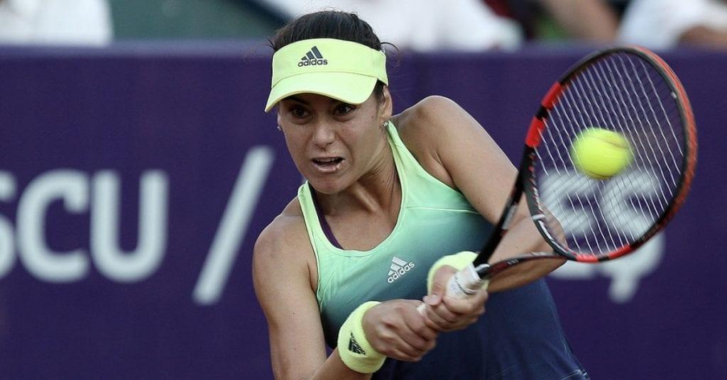 Ponturi tenis Sorana Cirstea Maryna Zanevska WTA Bucharest 19.07.2018