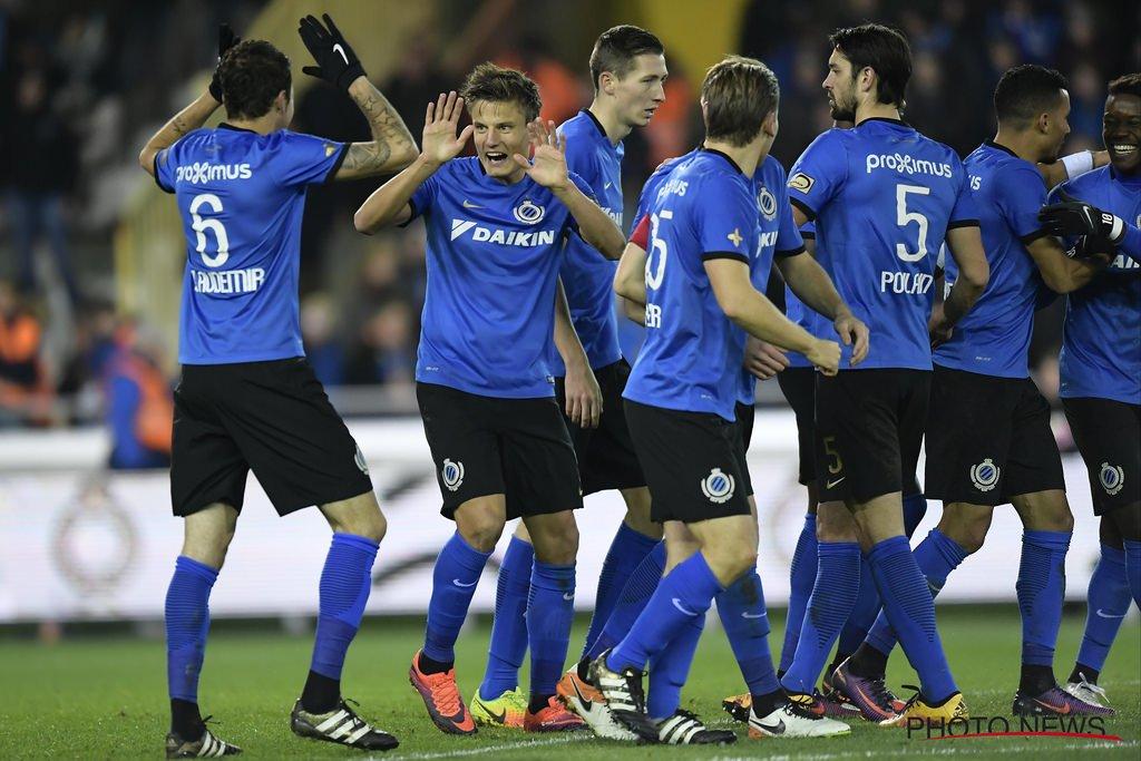 Eupen  Club Brugge Photo: Pronosticuri Pariuri