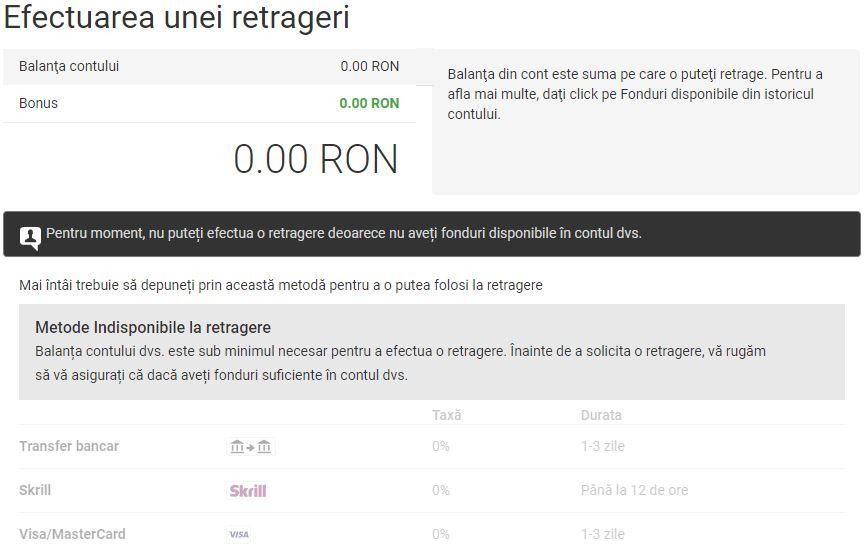 Retragerea banilor - Android - Google Pay Ajutor