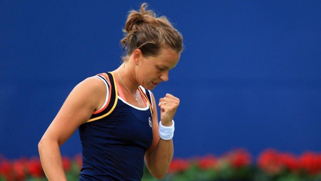 Barbora Strycova Lara Arruabarrena WTA US Open Pontul lui Tennis.tispter.92