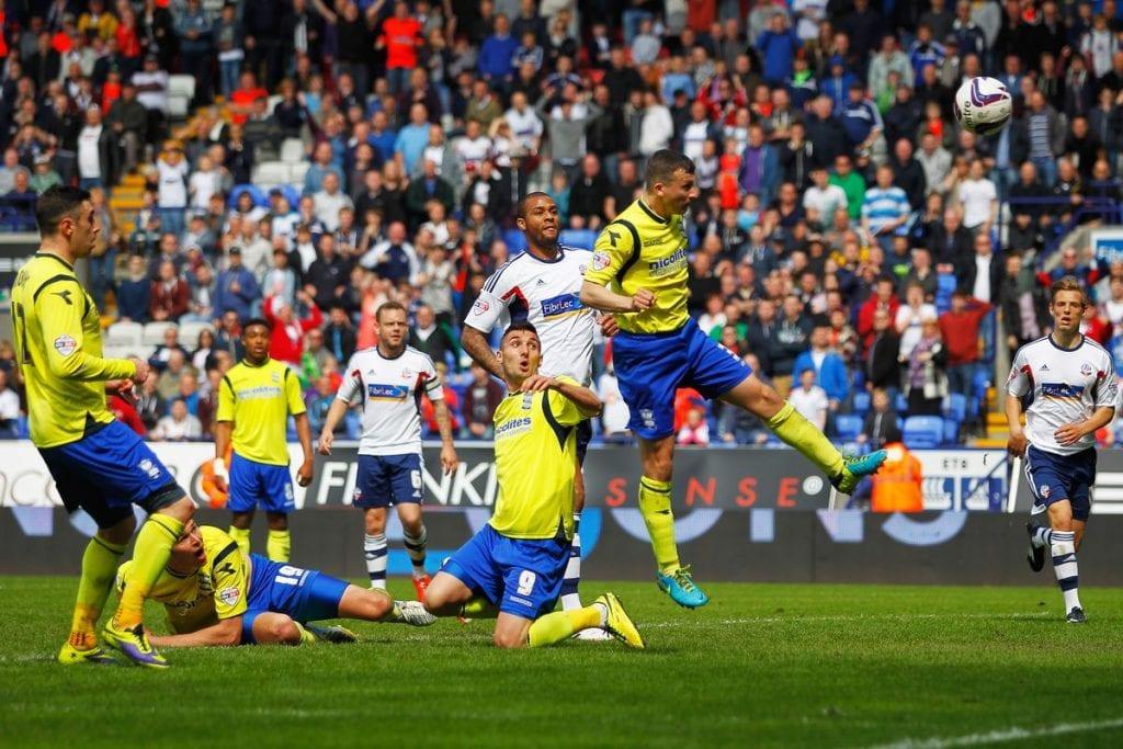 Bolton Birmingham Anglia Championship