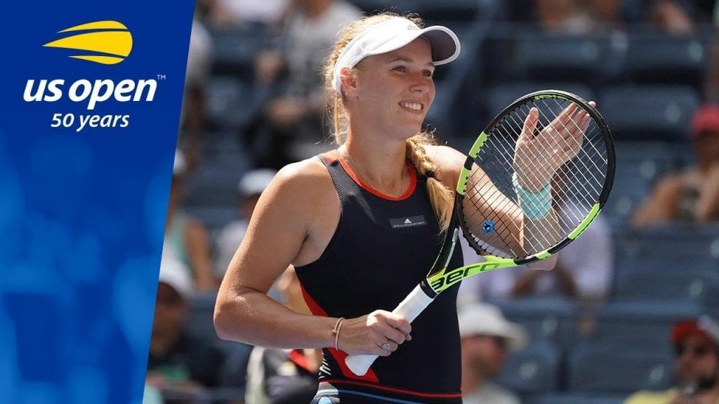 Caroline Wozniacki Lesya Tsurenko WTA US Open Pontul lui Tennis.tipster.92 1