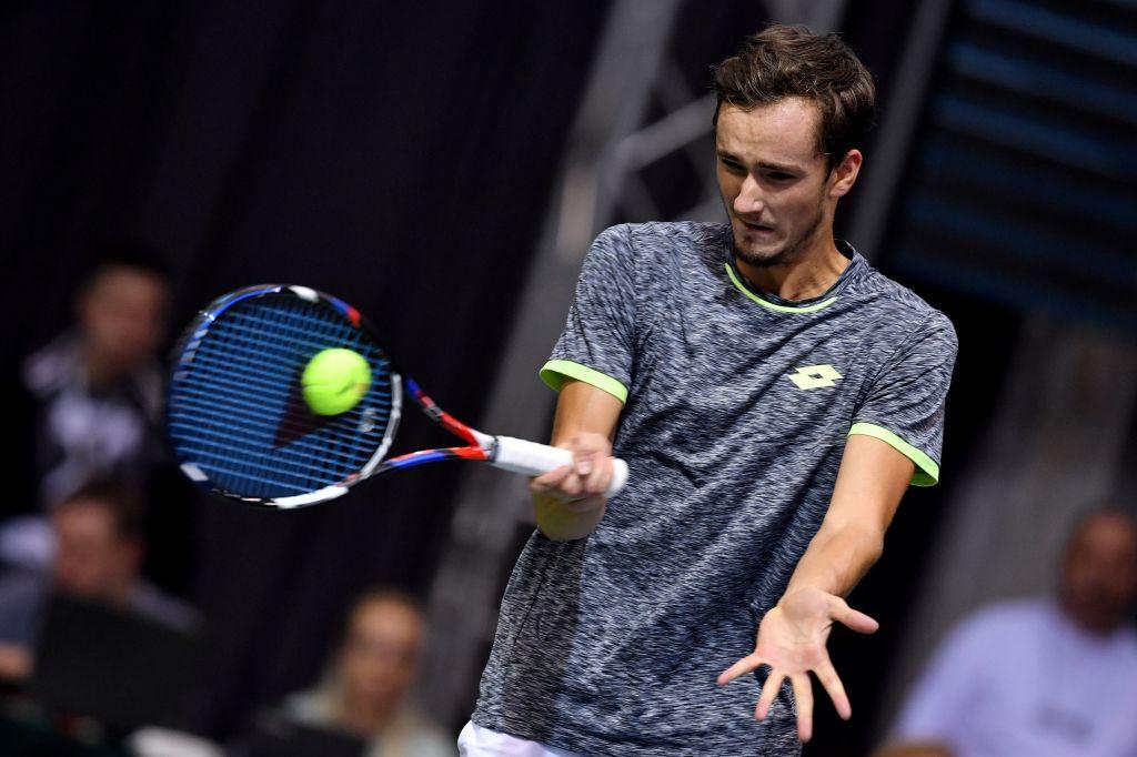 Daniil Medvedev Mirza Basic ATP Winston Salem Pontul lui Tennis.tipster.92