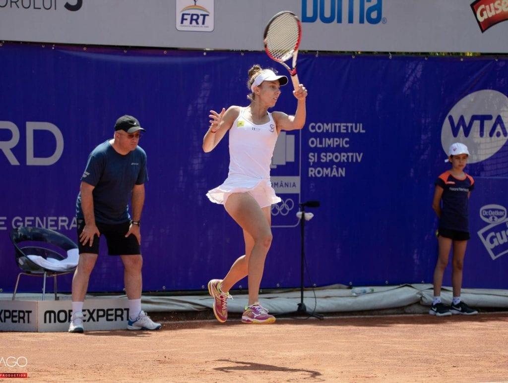 Ponturi tenis Mihaela Buzarnescu Petra Martic WTA Bucharest 21.07.2018