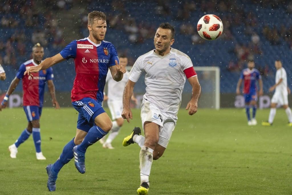 Predictii Apollon Limassol FC Basel