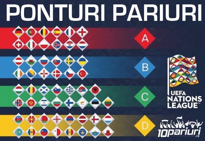 ponturi pariuri uefa liga natiunilor