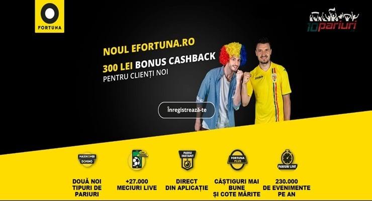 Bonus Fortuna