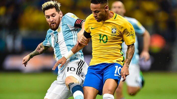 Ponturi pariuri Brazilia Argentina
