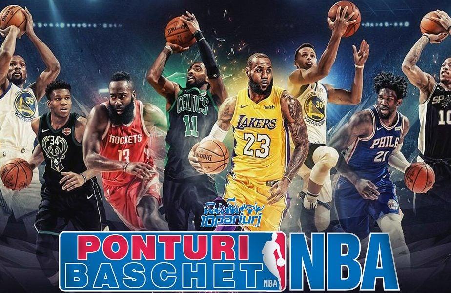 ponturi baschet NBA