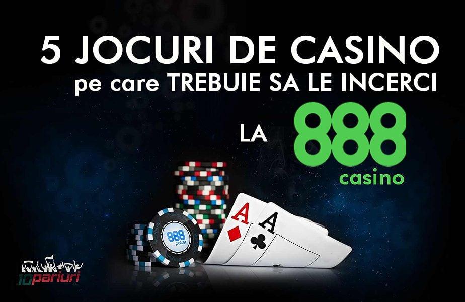jocuri de cazino pe care să le încerci la 888casino