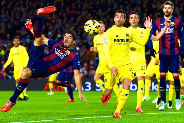 Ponturi pariuri Barcelona Villarreal