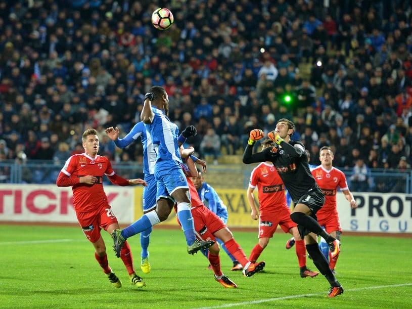 Ponturi pariuri Dinamo Craiova