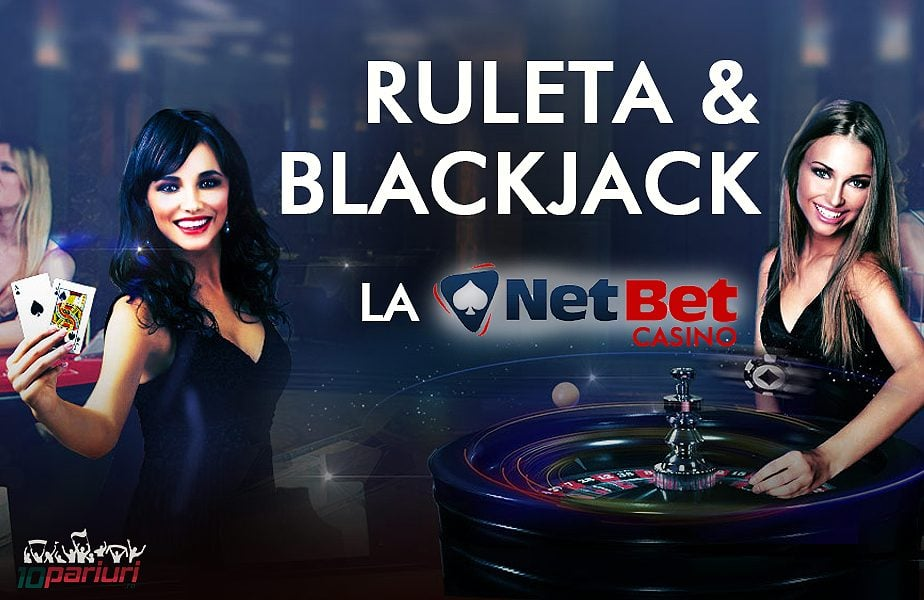ruletă și blackjack la netbet casino