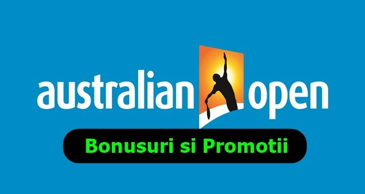 Australian Open 2019 – bonusuri si promotii