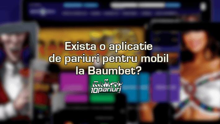 Baumbet app